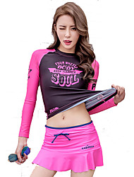 Female Snorkel Suit Split Sunscreen Diving Clothes Dry Korean Version Of Surfing Jellyfish Clothes Slim Was Thin