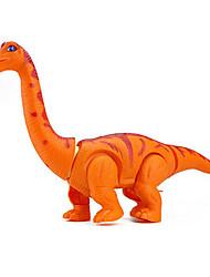 LED Lighting Building Blocks Dinosaur Plastics Kid