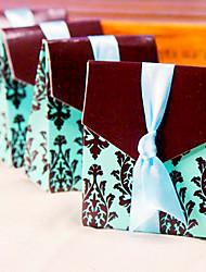 12 Шт./набор Фавор держатель-Прочее КартонКоробочки Мешочки Сувенирные шкатулки Горшки и банки для конфет Упаковка и коробки для кексов