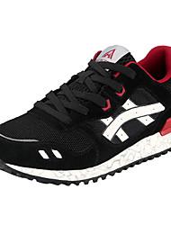 Unisexe Chaussures d'Athlétisme Confort Semelles Légères Tulle Printemps Automne Athlétique Décontracté Marche Confort Semelles Légères