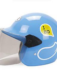 YOHE YH-859S1 Motorcycle Helmet Child Baby Warm Men And Women Four Seasons Electric Car Helmet