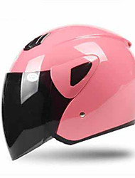 GSB G-227 Helmet Motorcycle Electric Car Ladies Summer Semi-Covered Motorcycle Cute Sunscreen Rain Four Seasons Common