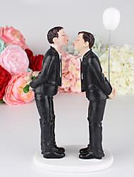 Decorazioni torte Stesso sesso Matrimonio Feste Occasioni speciali Da sera Spiaggia Giardino Farfalle Classico Vintage Theme Rustico Tema