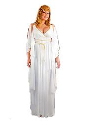 Costumes de Cosplay Costume de Soirée Déesse Cosplay Fête / Célébration Déguisement d'Halloween Rétro Robes Ceinture de Tour de Taille
