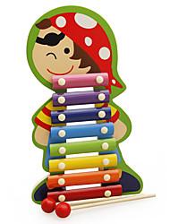 Building Blocks Dollhouse Accessory Wooden Kid