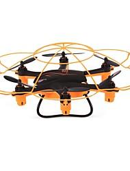 Drone Q383 4CH 6 Eixos Com Câmera HD de 720P FPV Iluminação De LED Auto-Decolagem Seguro Contra Falhas Modo Espelho Inteligente Com Câmera