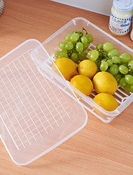 Fresh Refrigerator Storage Plastic Food Storage Large