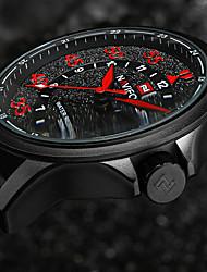 Fashion Casual Watches Men's 3ATM Waterproof Quartz Watch Men Date Clock Man Leather Army Military Wristwatch