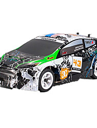 Buggy 1:28 Bürster Elektromotor RC Auto 30 2.4G 1 x manuell 1 x Ladegerät 1 x RC Auto