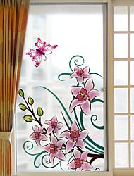 Стикер на окна,ПВХ/винил материал окно Украшение