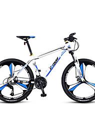 Mountain Bike Cycling 27 Speed 26 Inch/700CC SL-TS-38-9 Oil Disc Brake Suspension Fork Aluminium Alloy Frame Ordinary/Standard Anti-slip