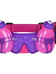 Running Hydration Belts forFuchsia Purple Black