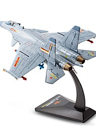 Le modèle du modèle modèle modèle cadillac 17 2 transporteur de requin volant j-15 alliage à jet de combat militaire