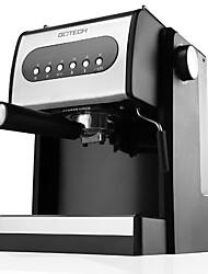 Cafetière Entièrement automatique Semi-automatique Type de vapeur Santé Conception verticale Fonction de réservation 220V