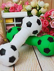 Brinquedo Para Cachorro Brinquedos para Animais Brinquedos que Guincham Haltere