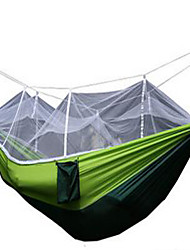 Camping Hammock with Mosquito Net Keep Warm Anti-Mosquito for Camping / Hiking Outdoor