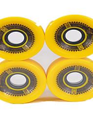 Колеса для скейтборда 70мм для Лонгборды