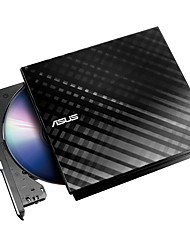 ASUS SDRW-08D2S-U 8X USB2.0 External DVD Burner Mobile Drive E-Green for Mac Os and Windows