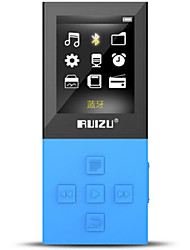 MP3Player8GB Jack da 3,5 mm Scheda Micro SD 64GBdigital music playerPulsante
