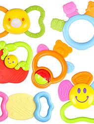 Building Blocks For Gift  Building Blocks Plastics 6-12 months Toys 6Pcs
