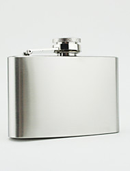 The Stainless Steel  3 -oz   Flask  Hip Flask