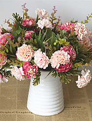 1  Bunch Five-pronged small and fresh artificial flowers
