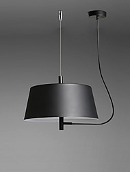 Black Pendant Lamp For Living Room And Bedroom