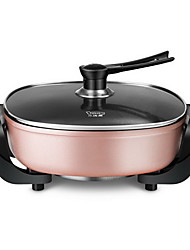 Multi-functional Korean Non-stick Barbecue Hot Pot Home Cooking Pot