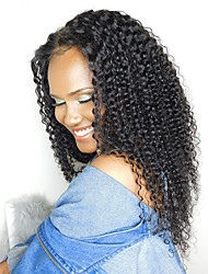Natural Color Hair Weaves Indian Texture Kinky Curly 12 Months Three-piece Suit hair weaves