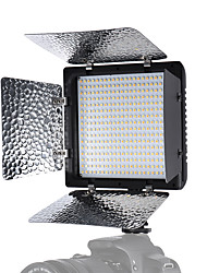 Andoer W368 Dual Color Temperature LED Video Light 3200K-6000K Adjustable Brightness