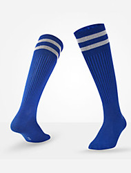 Simple Sport Socks / Athletic Socks Male Socks All Seasons Anti-Slip Anti-Wear Tactel Soccer/Football