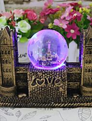 Семья День рождения Резина Модерн Рождество Новый год,Светодиодный источник света Декоративные аксессуары