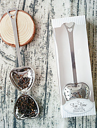 Reading Party Teatime Heart Tea Infuser Thank You Gifts Beter Gifts® Life Style