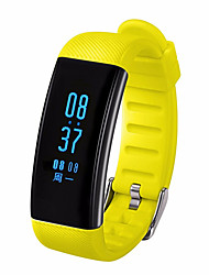 HHY New DB03 Smart Wristbands Pedometer Blood Pressure Heart Rate Sleep Monitoring Swimming Call Reminder Full Waterproof Android IOS
