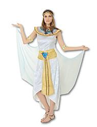 Une Pièce/Robes Conte de Fée Déesse Costumes égyptiens Cosplay Fête / Célébration Déguisement d'Halloween RétroOther Robe Ceinture