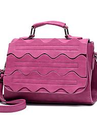 M.Plus Women's Fashion Splicing Shoulder Messenger Crossbody Bags/Handbags Tote
