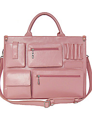 Ms. OL Kate&Co. business fashion computer bag handbag / satchel TH-1676 pink 14 inches