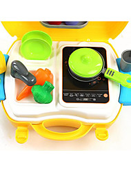 Toy Foods Kids' Cooking Appliances Plastics Children's