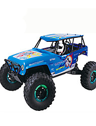 WL Toys Buggy 1:10 Brush Electric RC Car 30 2.4G Ready-To-Go 1 x Manual 1 x Charger 1 x RC Car