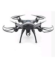 Drone SJ  R/C T20VR Canal 4 Com câmera de 0.5MP HD Retorno Com 1 Botão Flutuar Com CâmeraQuadcóptero RC Controle Remoto Câmera Cabo USB