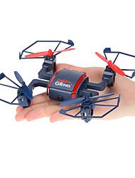 Дрон T901C 10.2 CM 6 Oси С HD-камерой 720PКвадкоптер Hа пульте Yправления Пульт Yправления USB кабель 1 батарея для дрона Руководство