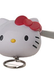 BEI LE SI Double Red Light Flashing Hellokitty Anti-Wolf Alarm Anti-Body Supplies Equipment Tools Children'S Women Old People Call The Device