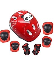 Balance Car Protective Gear Seven Sets Of Torsion Car Mine Protection Helmet Scooter Bicycle Bicycle Children's Skates