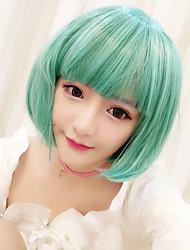 Perruques de lolita Doux Vert Lolita Perruque Lolita  30 CM Perruques de Cosplay Perruque Pour
