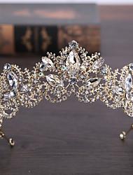 Imitação de Pérola Capacete-Casamento Aniversário Tiaras 1 Peça