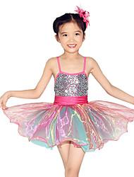 MiDee Children Dance Dancewear Kids' Ballet Dress Kids' Ballet Dance Wear
