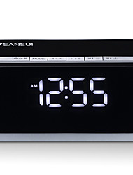 SANSUI E39 Speaker 2.0 Channel Bluetooth 4.0 Card Radio Player Phone Speaker