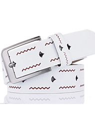 Men's clothing joker pin buckle belts fashion leisure belt restoring ancient ways young students decorated cowboy belts