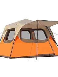 CAMEL 5-8 человек Световой тент Двойная Палатка Автоматический тент Водонепроницаемость С защитой от ветра Дожденепроницаемый >3000mm для