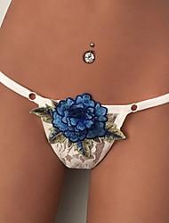 Mujer Sexy Encaje Bordado Tanga Panti Ultrasexy